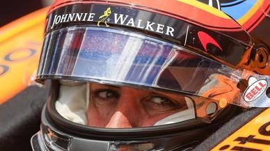 Las casas de apuestas dan a Alonso como ganador de las 500 Millas de Indianápolis