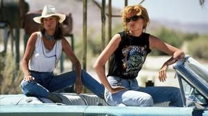 Susan Sarandon y Geena Davis, en Thelma &Louise.