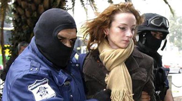 Florence Cassez en libertad