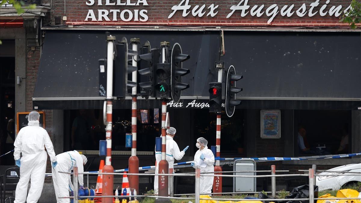 El atacante de Bélgica estaba fichado por radicalización islámica
