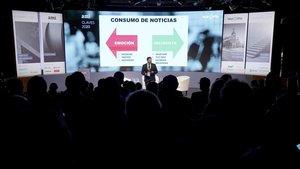 Foro Claves 2020, dentro de la Conferencia Anual de la Asociación de Medios de Información (AMI), celebrado el pasado 3 de diciembre en Madrid.