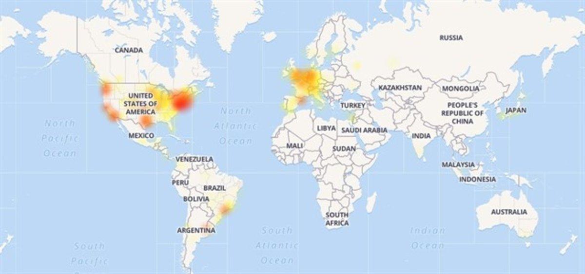 El Calendari de Google pateix una caiguda a nivell global