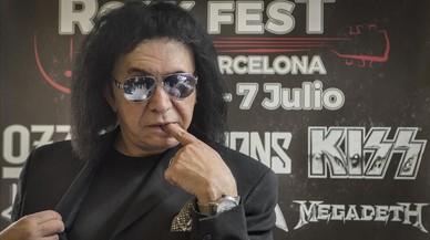 "Gene Simmons: ""Antes del heavy metal ya estaba Kiss"""