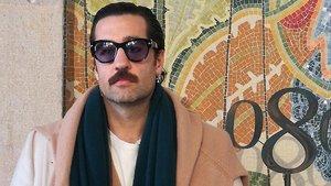 El diseñador germanoturco Umit Benan, este martes, en el 080 de Barcelona.