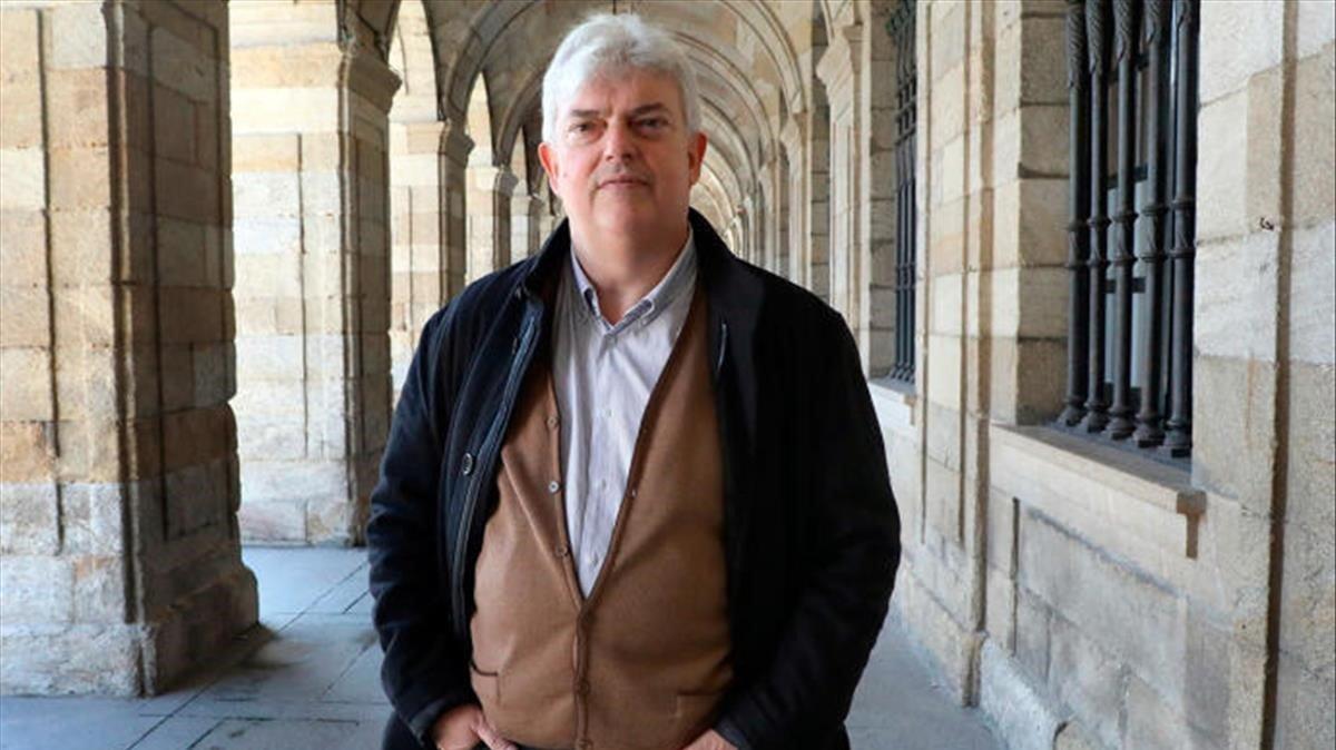 El historiador orensano Xose Manuel Nuñez Seixas.