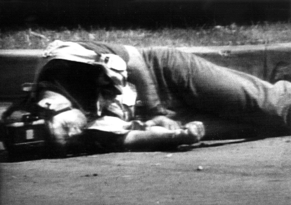 Imagen del fotoperiodista Juantxu Rodríguez, muerto en Panamá.