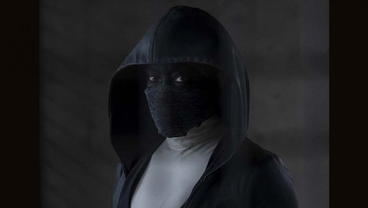 Imagen de la serie 'Watchmen'.