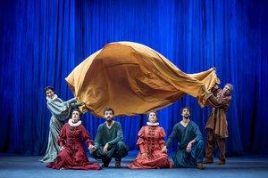 'La tendresa': un homenatge a la comèdia shakespeariana triomfa al Poliorama