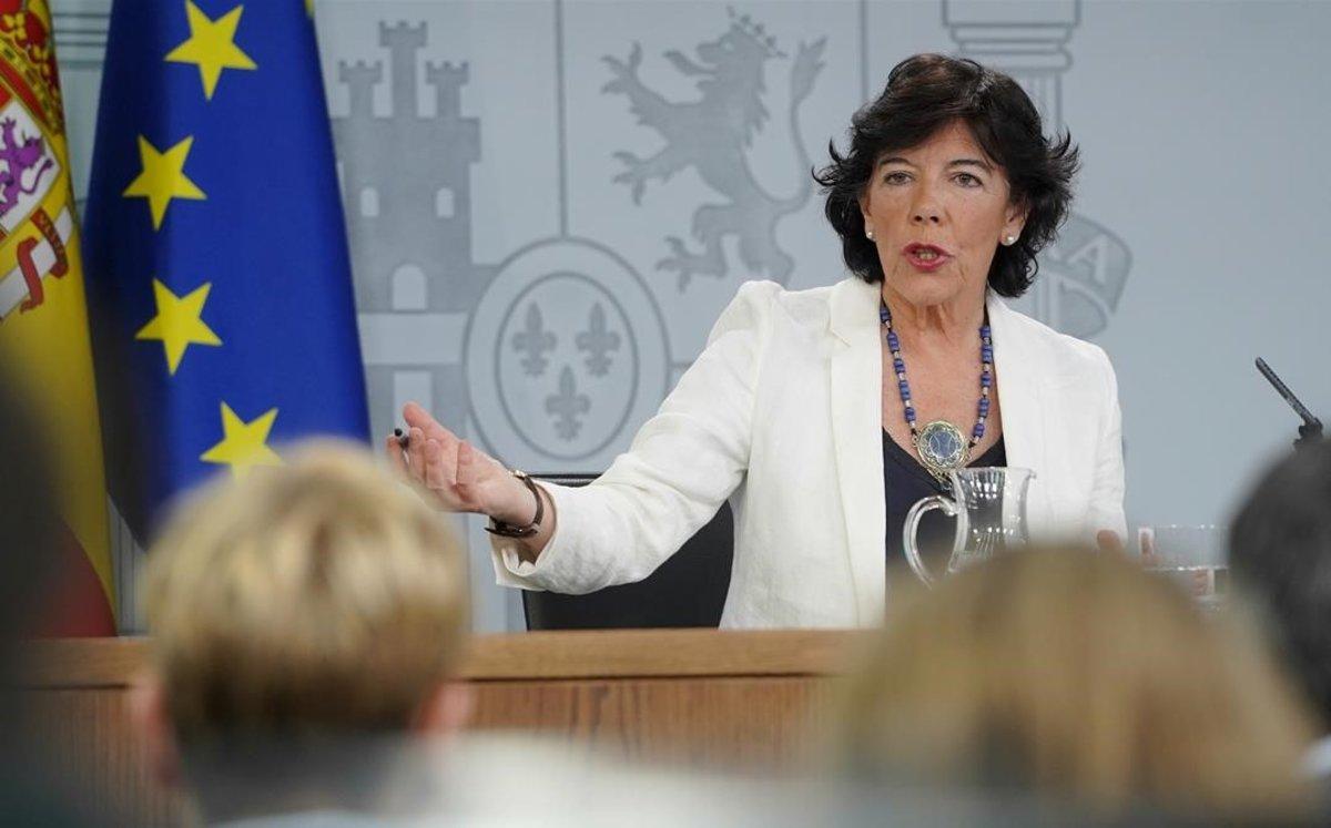 El Gobierno insiste en una investidura de Sánchez en julio pese a necesitar de ERC