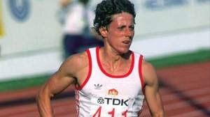 Jarmila Kratochvilova, plusmarquista de 800 metros desde 1983.