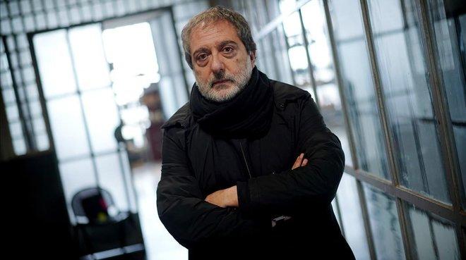 Javier Olivares, creador, junto con su hermano Pablo, de 'El Ministerio del Tiempo' (TVE).