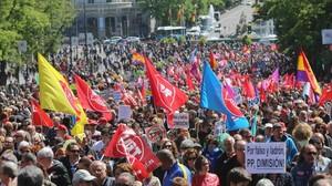 """Els sindicats amenacen amb un """"calvari"""" a les empreses"""