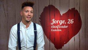 Jorge, el comensal que protagonizó la atrevida confesión en First Dates.