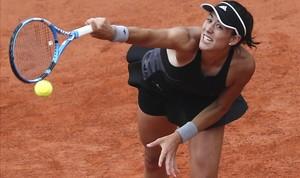 Muguruza destrossa Xaràpova a Roland Garros