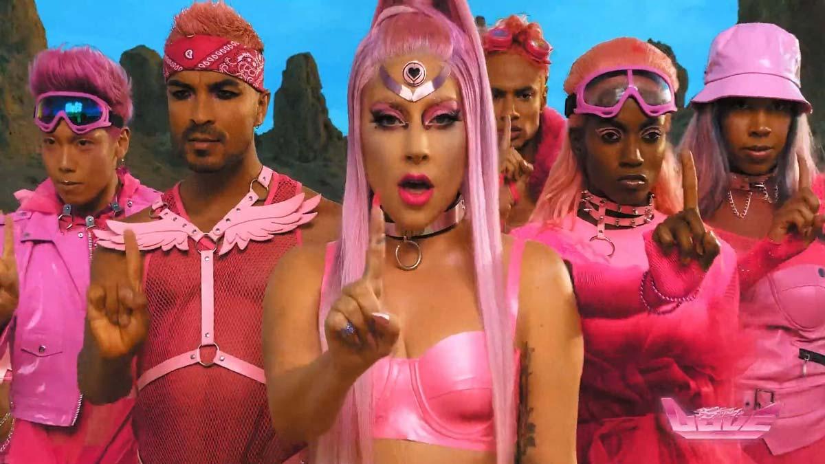 Lady Gaga pospone el lanzamiento de 'Chromatica', su nuevo disco.Compartir.