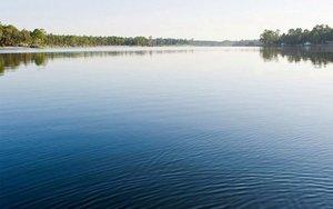 Imagen de un lago en el estado de Florida, Estados Unidos.