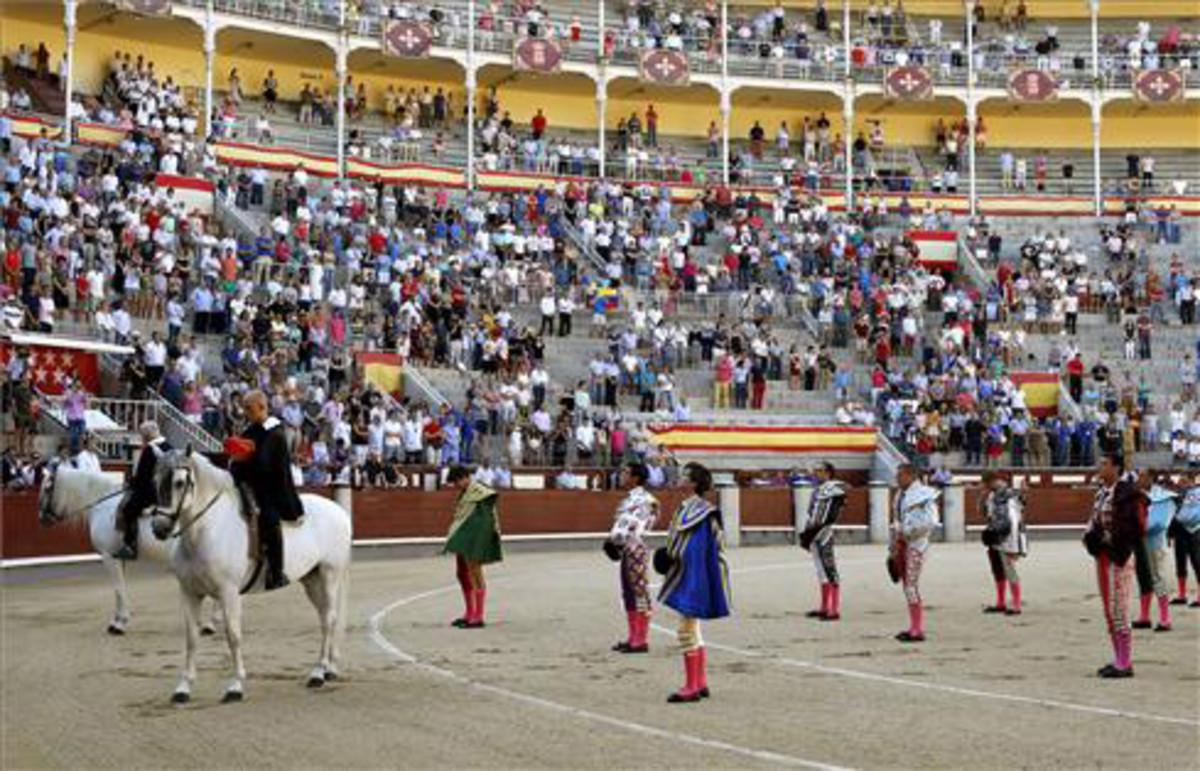 La plaza de Las Ventas cierra por unas obras que no afectarán a la temporada de toros