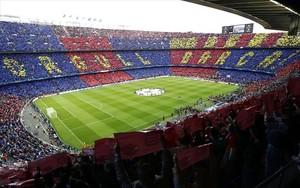 Imagen del Camp Nou.