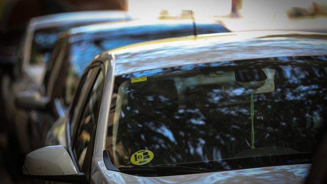 Los coches sin distintivo ambiental no podrán circular mañana por Madrid centro ni por la M-30.