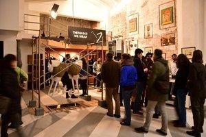 Un evento para descubrir el arte en múltiples formas.