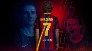 Griezmann rescata el 'set' del Barça