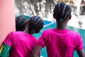 Las invisibles: niñas migrantes y desplazadas