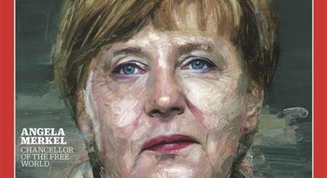 Merkel, persona del año para la revista 'Time'