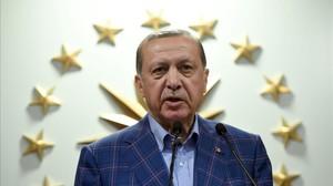 Tot el poder a Erdogan