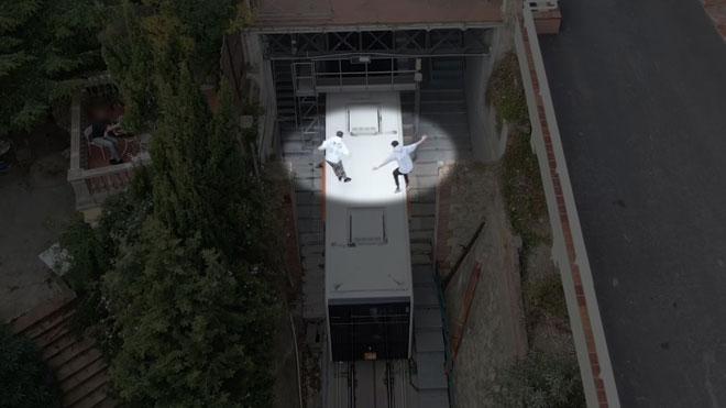 Els Mossos busquen uns menors que es van gravar sobre el funicular de Vallvidrera