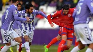 Numancia - Valladolid de esta temporada