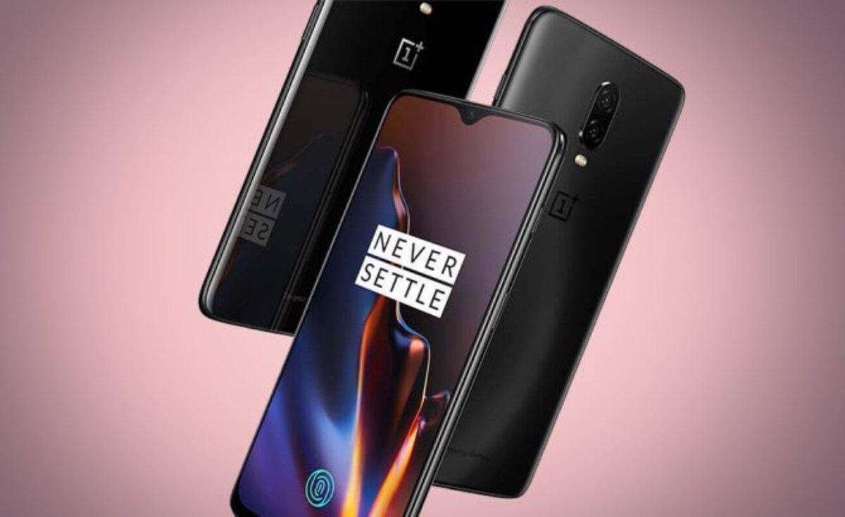 Nuevo OnePlus 6T.