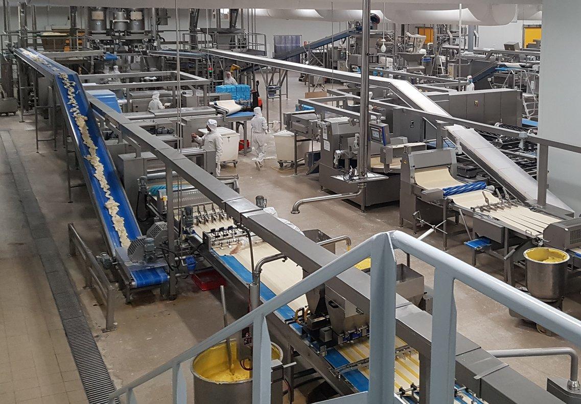 Pastisart compra una fàbrica de Cerealto Siro Foods a Segòvia