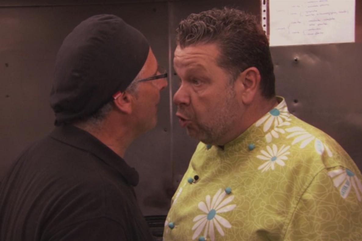 'Pesadilla en la cocina' | Alberto Chicote se enfrentará esta noche a un restaurante en Valencia con una paella incomible