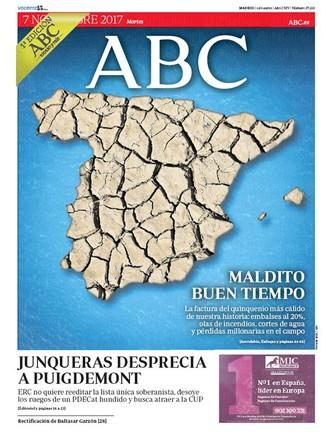 Junqueras desprecia a Puigdemont, según 'Abc'