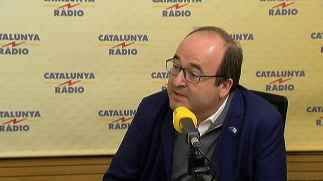Iceta anuncia quesise utilizaun medio telemático para investir a Puigdemont, loimpugnaráante el Constitucional.