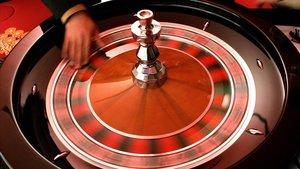 Una ruleta en un casino, en una imagen de archivo