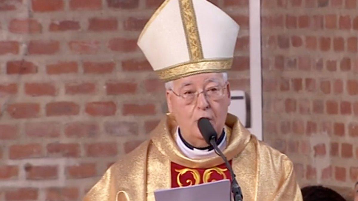 Reig Pla, obispo de Alcalá.