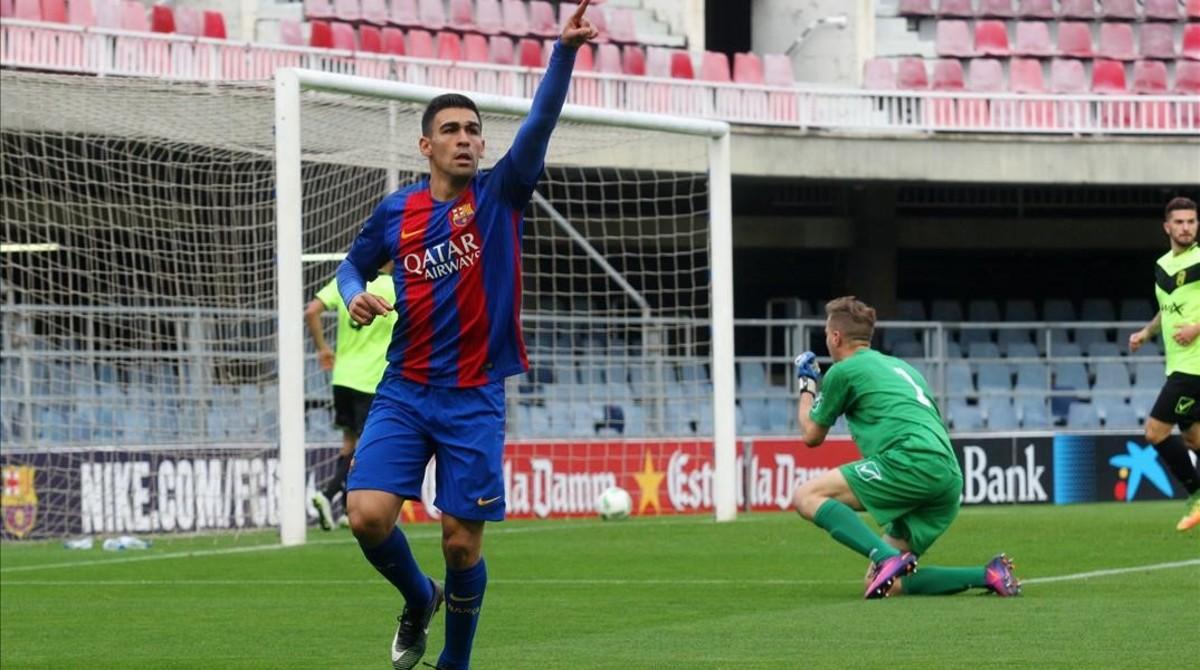 ¿Hubo amaño en la goleada del Barça B al Eldense?