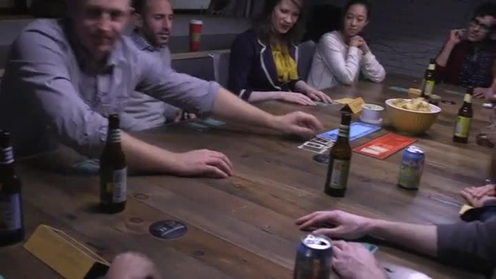 Vídeo promocional del juego Secret Hitler de la empresa Kickstarter