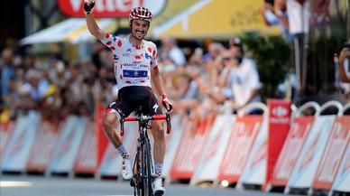 Tour de Francia: Día de sangre, sudor y sustos por los Pirineos