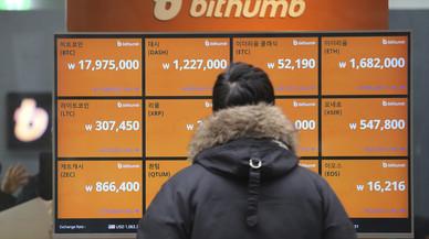 El bitcóin se devalúa casi el 40% en el último mes