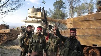 Las milicias kurdosirias y Asad pactan la entrada de soldados de Damasco en Afrín