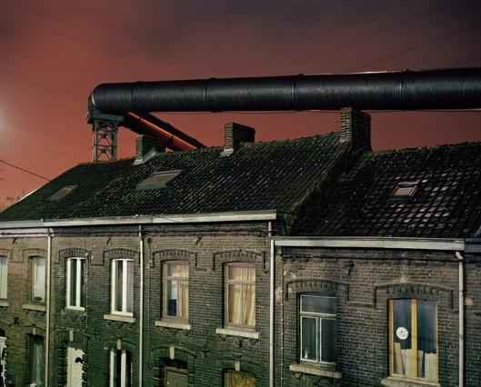 Una de les 10 imatges facilitades per World Press Photo que formaven part del treball de Giovanni Troilo sobre la ciutat de Charleroi.
