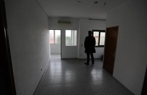 Uno de los pisos de la Sareb que ha pasado a manos del Ayuntamiento de Barcelona.