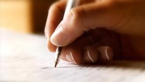 Ser escriptora és
