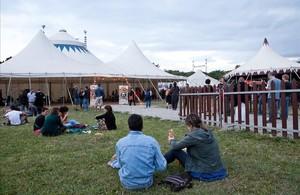 El festival Circ Cric torna a desplegar la seva carpa al Montseny