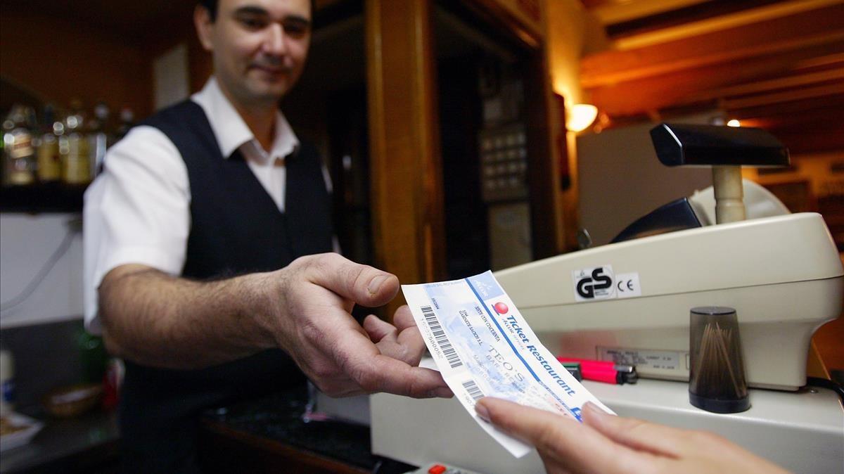 Satisfacció de les empreses per la millora fiscal dels vals restaurant