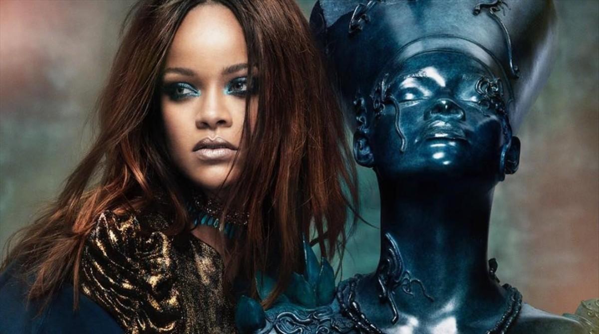Rihanna tiene (súper) poder