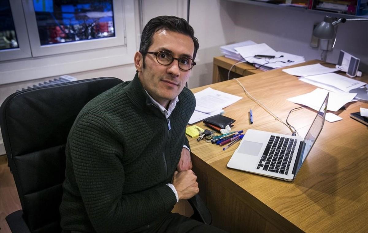 """Pablo Foncillas: """"El mantra de la diversitat a internet és fals"""""""