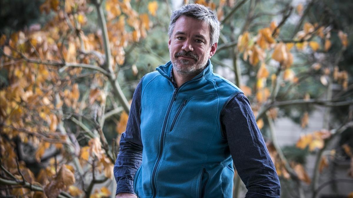 Joachim Englert, fundador y consejero delegado de Social Forest.
